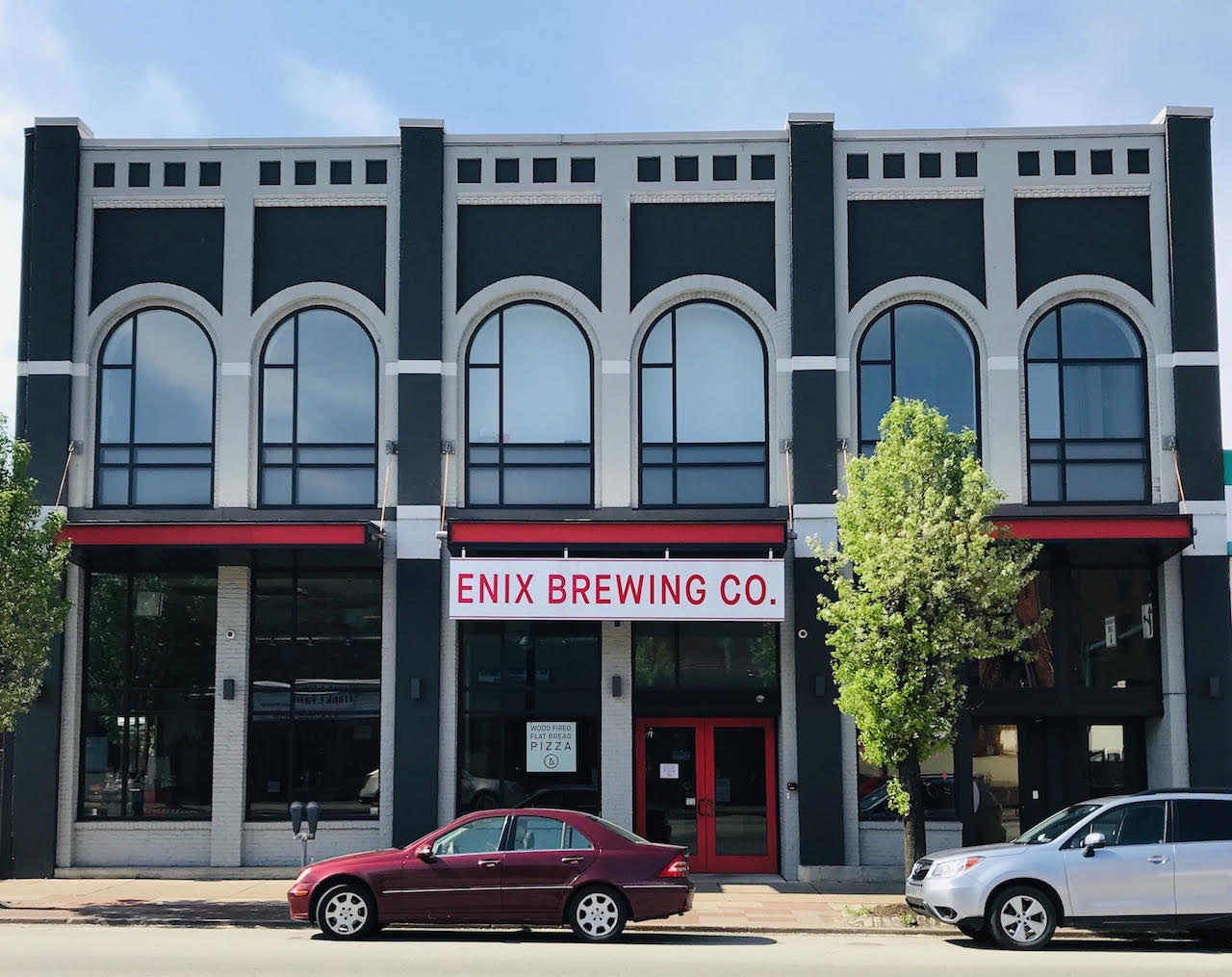 Bikes and Brews at Enix Brewing Company