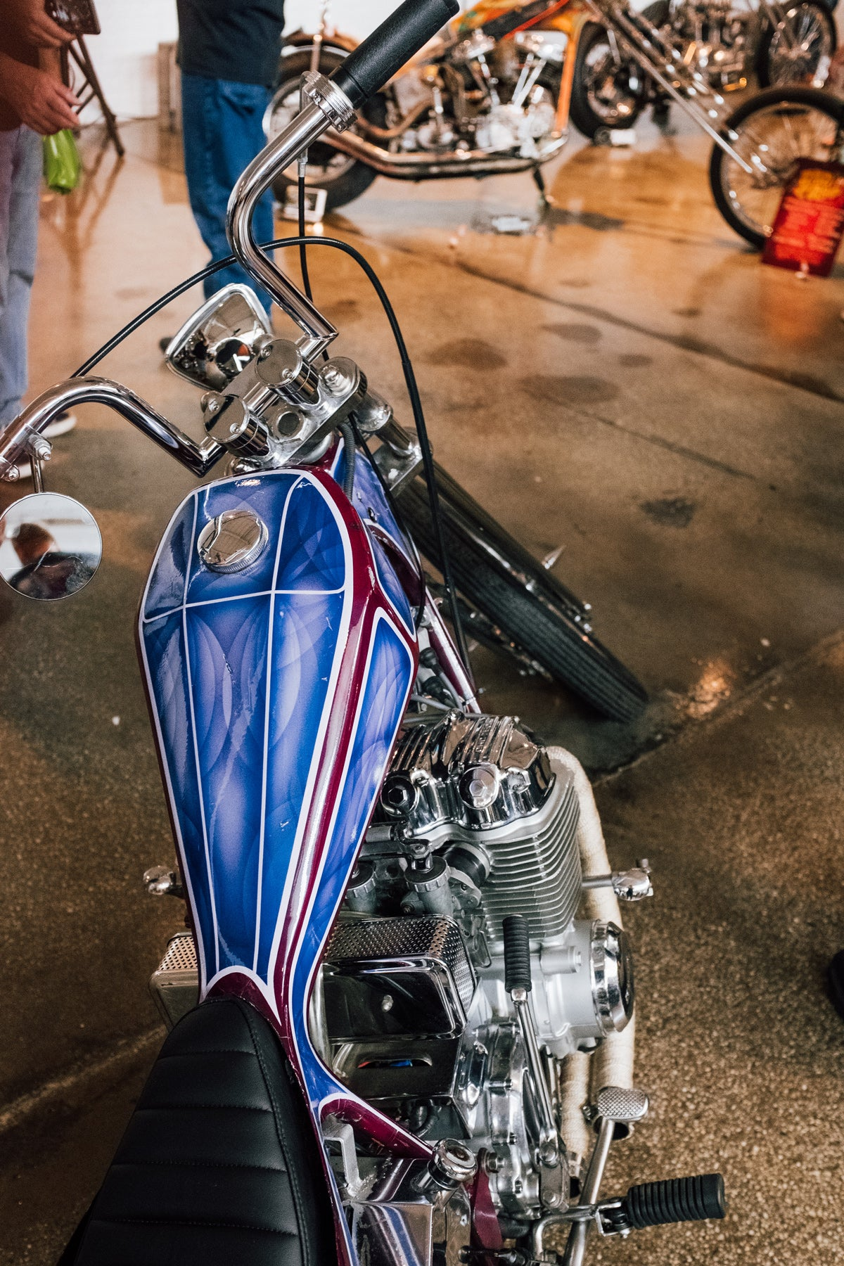 Fuel Cleveland Motorcycle Show 2019