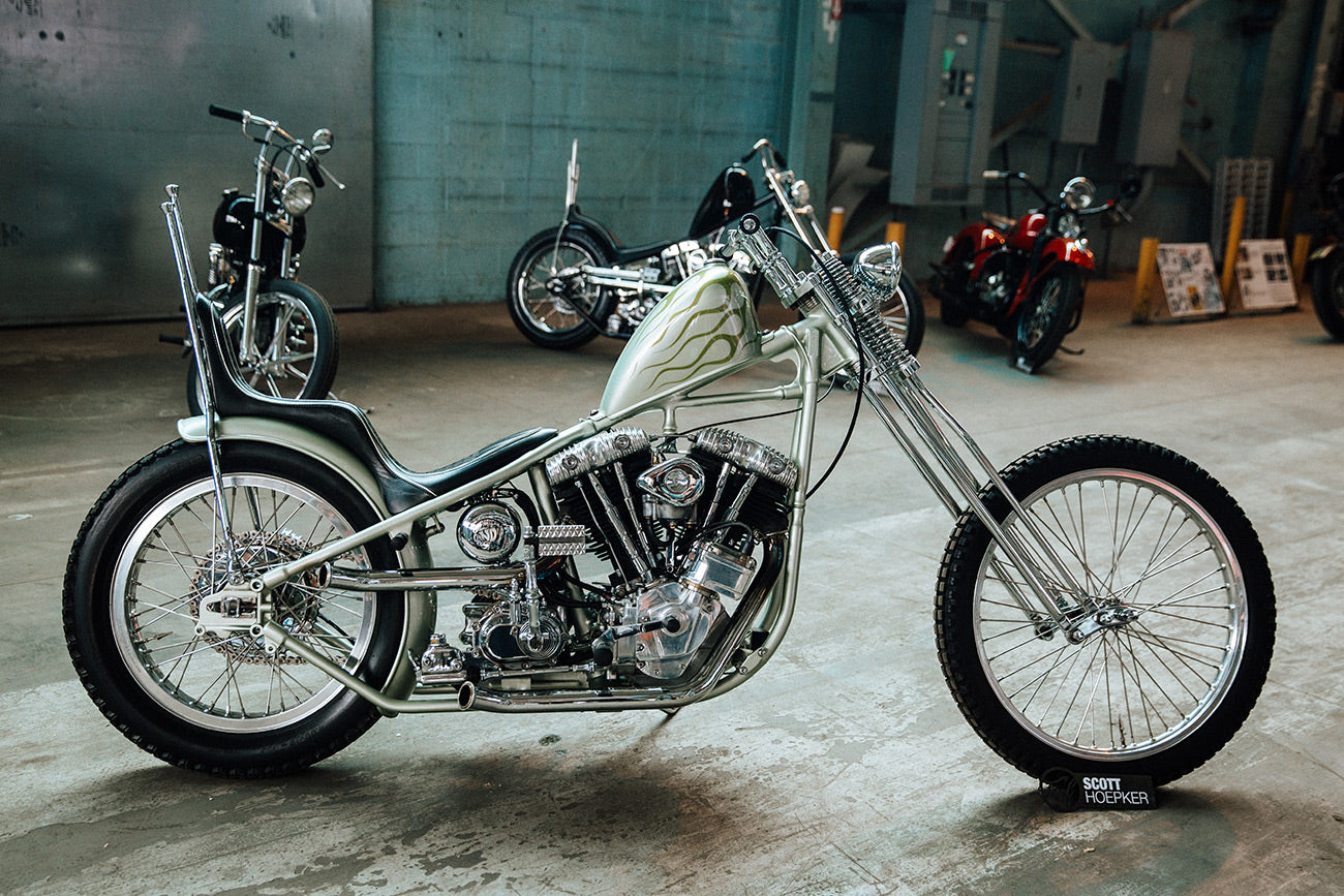 Fuel Cleveland 2017 Scott Hoepker Chemical Candy Customs