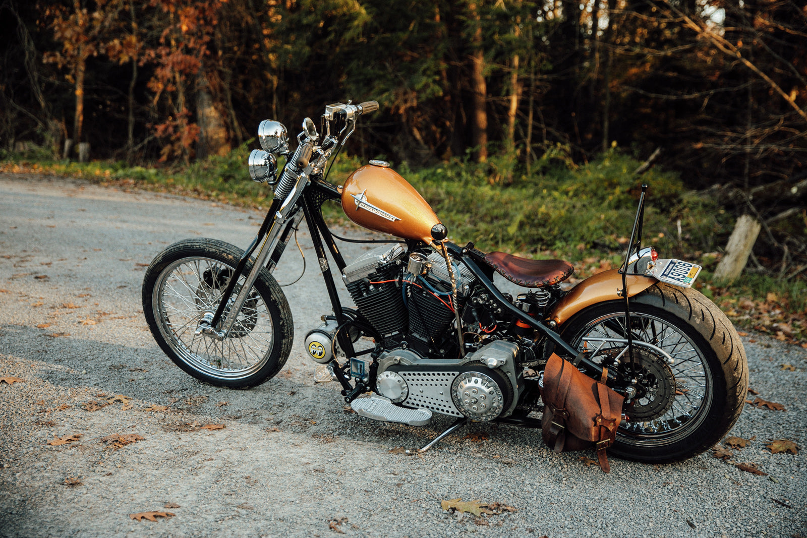 Harley-Davidson Evo Chopper Motorcycle Pittsburgh