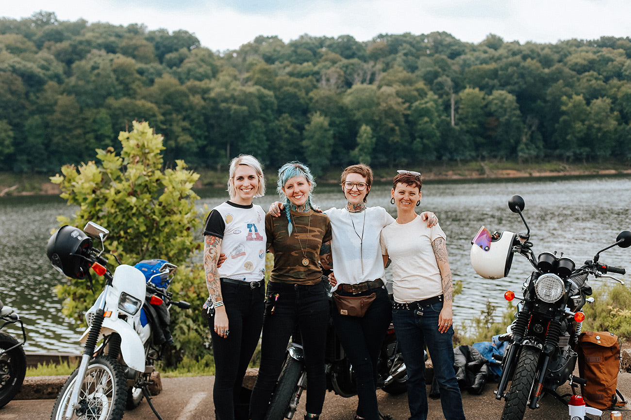 International Female Ride Day Pittsburgh 2017