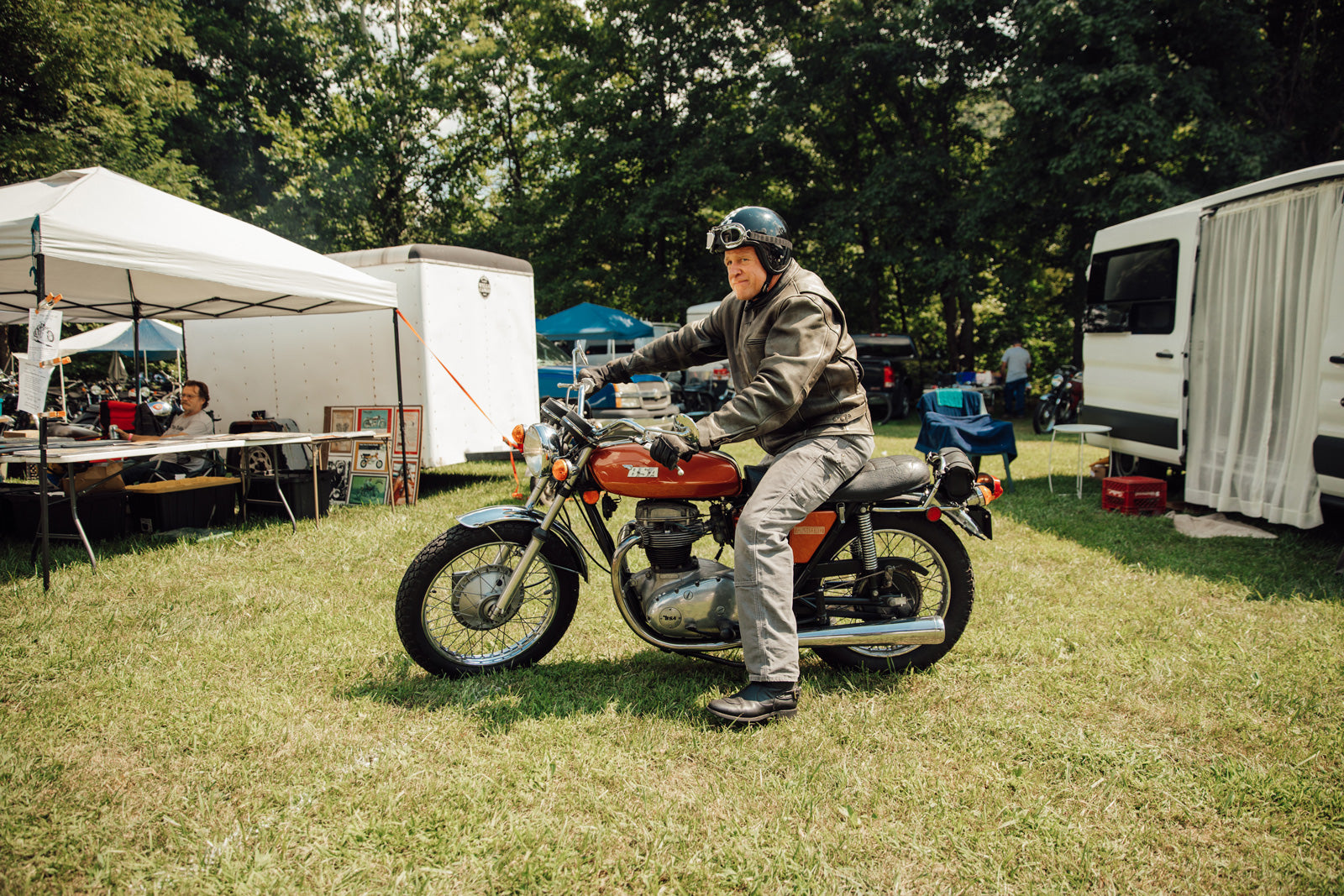 Ohio Valley BSA Owners Club Rally Toronto