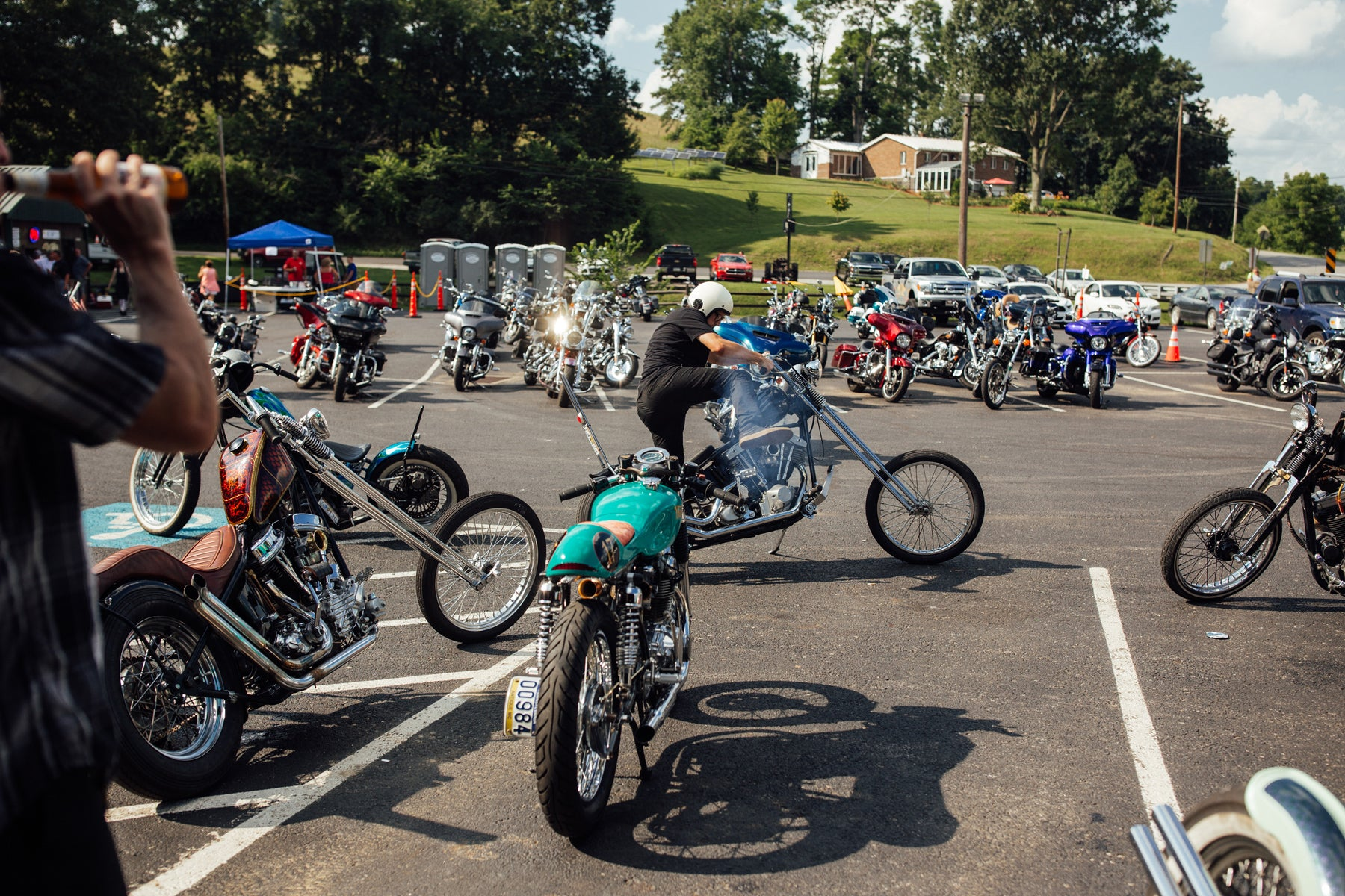 Pittsburgh Moto Summer Outpost RideOut Motorcycle Event