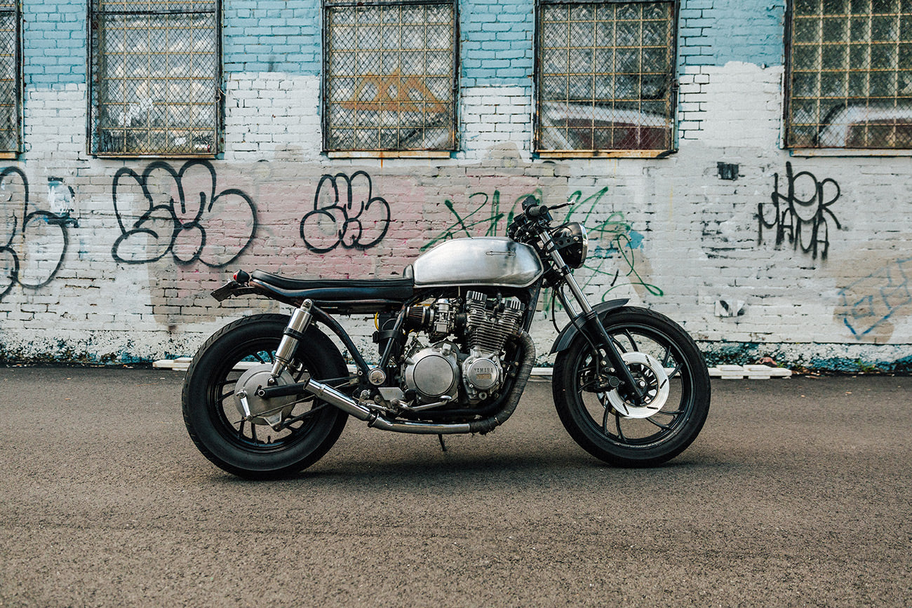 Xj750 Cafe Racer Pittsburgh Moto Pittsburgh S Custom Motorcycle Culture