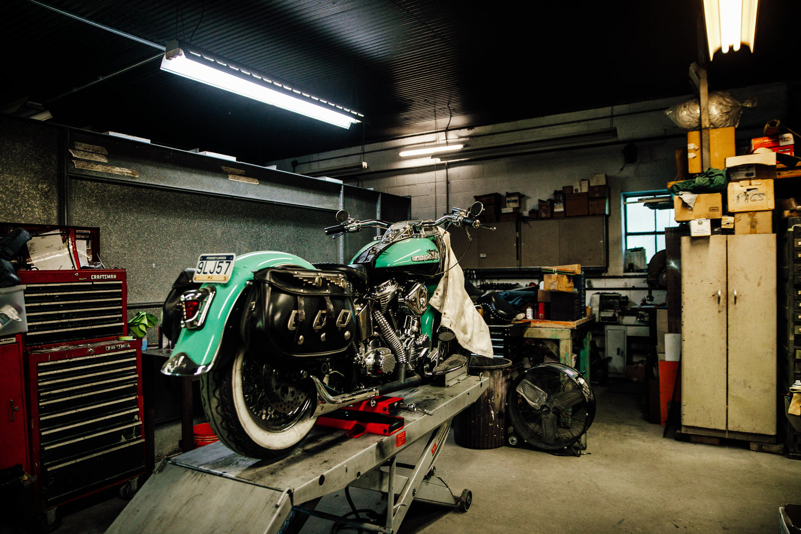 Roll On Cycle Pittsburgh Motorcycle Repair Restoration Shop