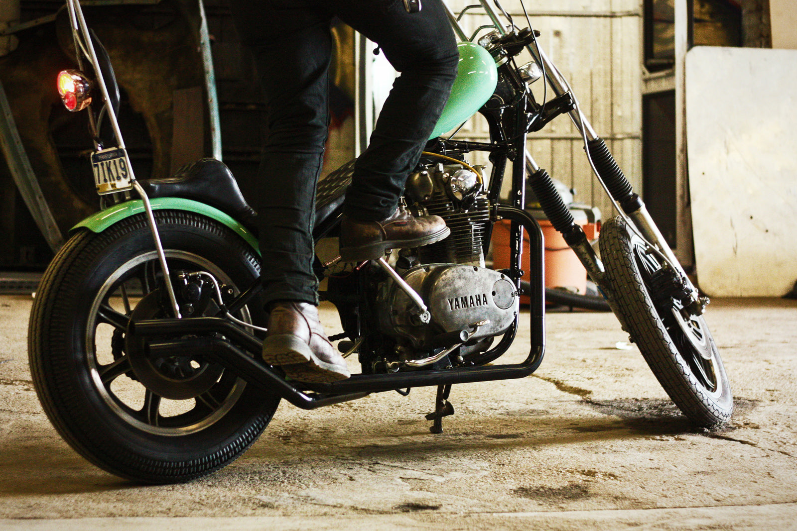 Yamaha XS650 Chopper Vintage Custom Motorcycle Pittsburgh
