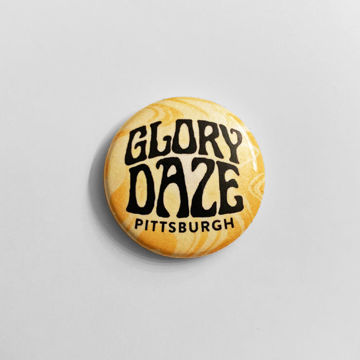 Glory Daze Button