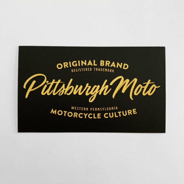 Original Brand Sticker