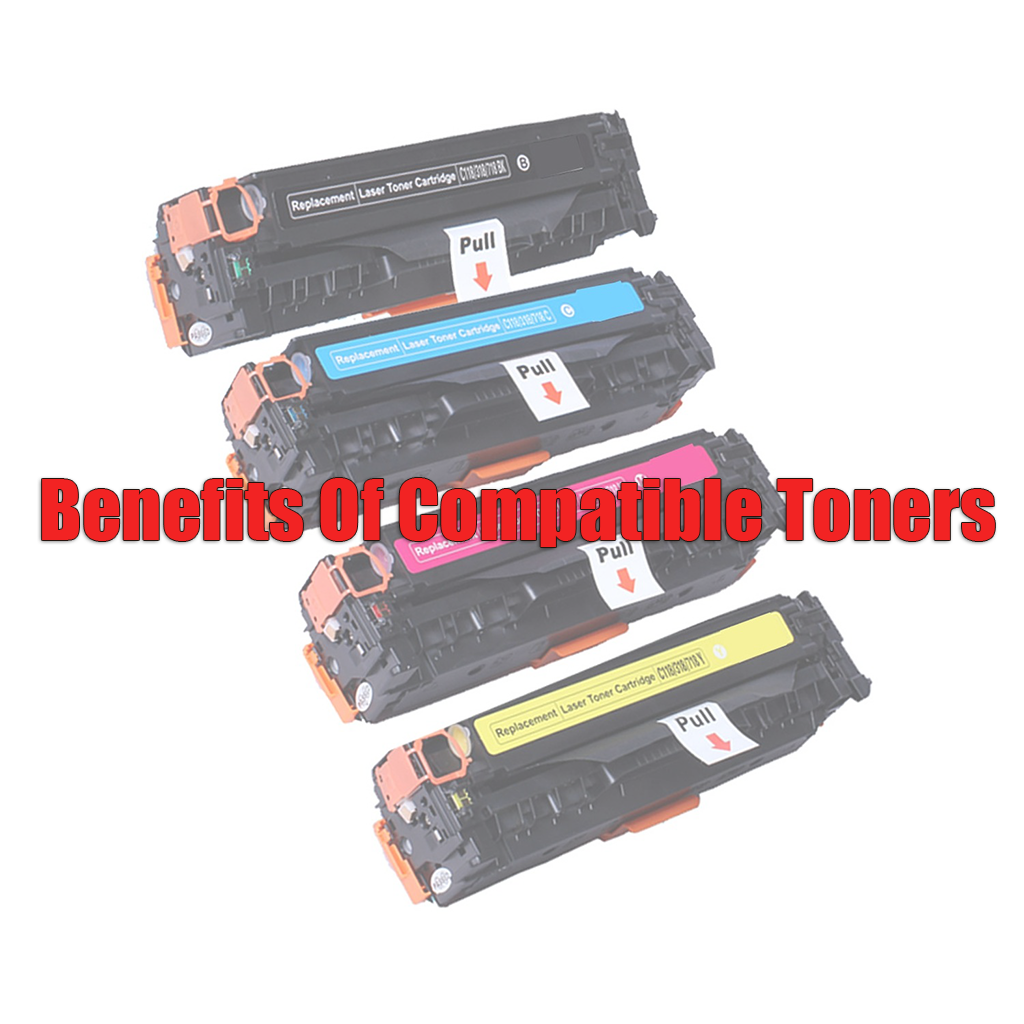 Benefits Of Compatible Toners