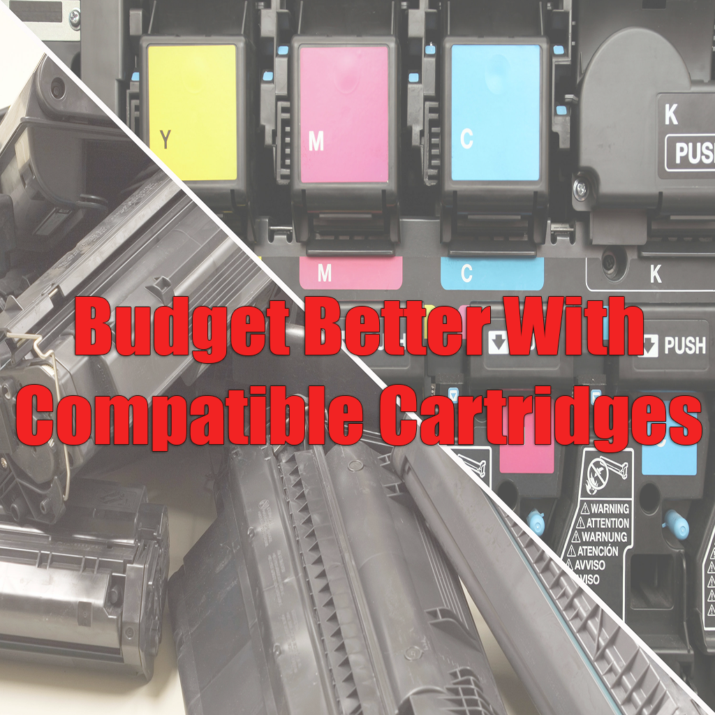 Budget Better With Compatible Cartridges