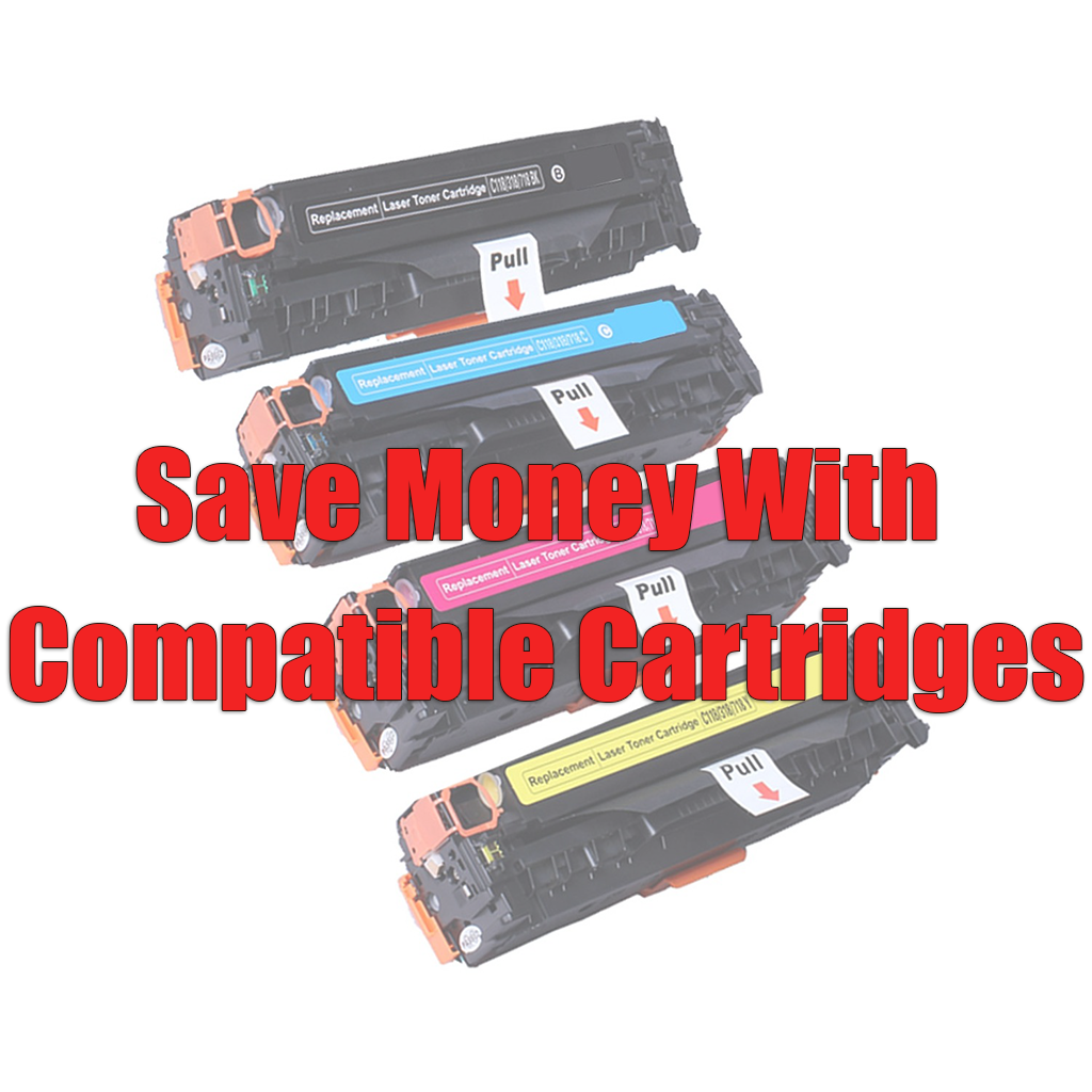 Save Money With Compatible Cartridges