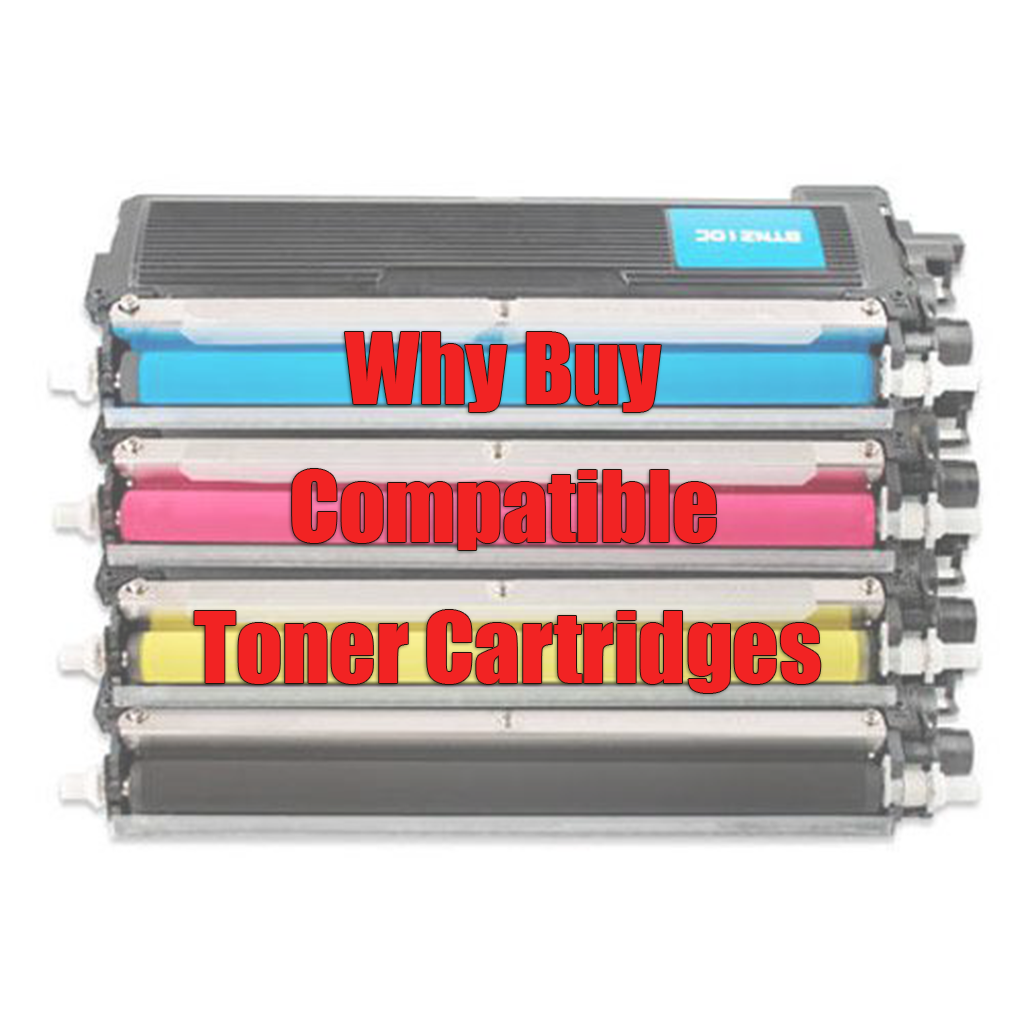 Why Buy Compatible Toner Cartridges