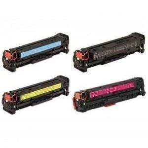 Compatible HP 305A Printer Laser Toner Cartridge Set of 4 (CE410A CE411A CE412A CE413A)