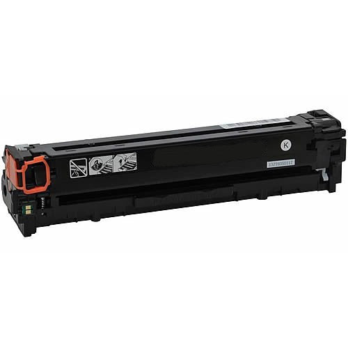 Compatible HP CB540A CE320A CF210A Black Printer Laser Toner Cartridge (HP 125A 128A 131A) - Toner King