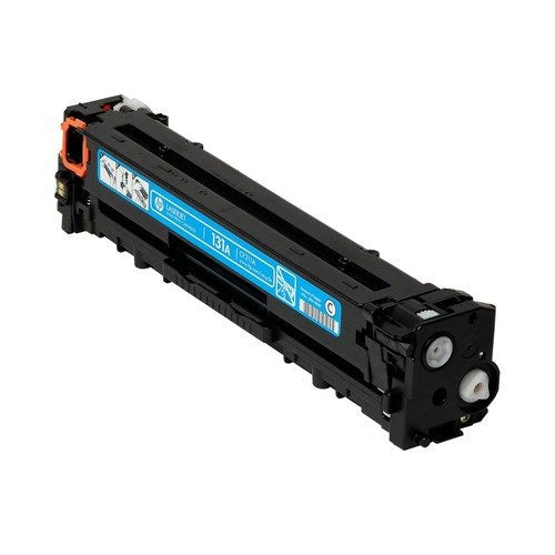 Compatible HP CF211A 131A Cyan Printer Laser Toner Cartridge - Toner King