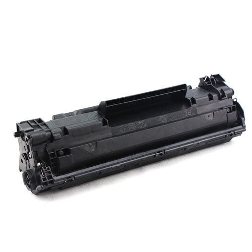 Compatible HP CF283A 83A Black Printer Laser Toner Cartridge - Toner King