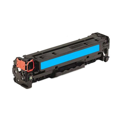 Compatible HP CF381A 312A Cyan Printer Laser Toner Cartridge - Toner King