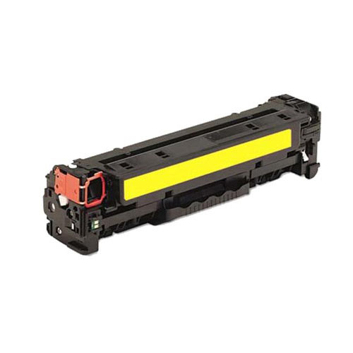 Compatible HP CF382A 312A Yellow Printer Laser Toner Cartridge - Toner King