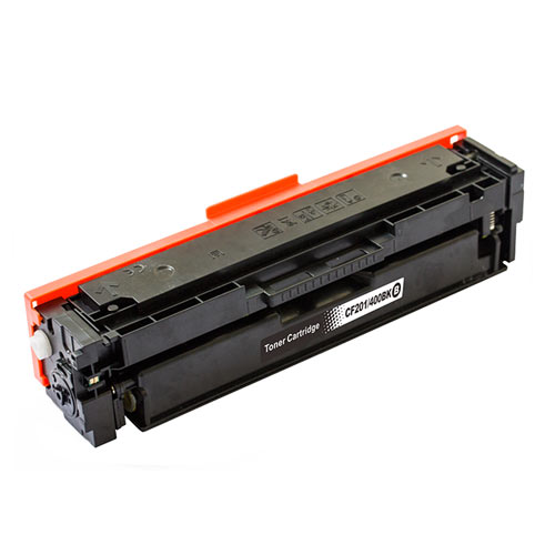 Compatible HP CF400X 201X Black Printer Laser Toner Cartridge High Yield - Toner King