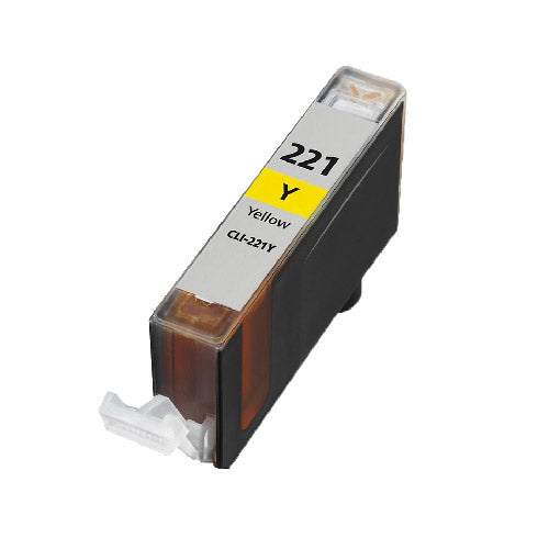 Compatible Canon CLI-221 CLI221 Printer Ink Cartridge