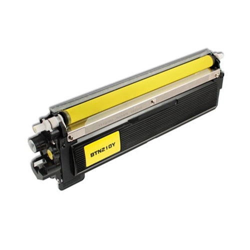 Compatible Brother TN-210 TN210 Yellow Printer Laser Toner Cartridge