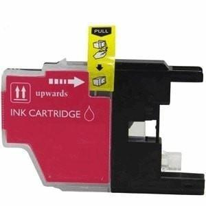Compatible Brother LC-75 LC75 Magenta Printer Ink Cartridge