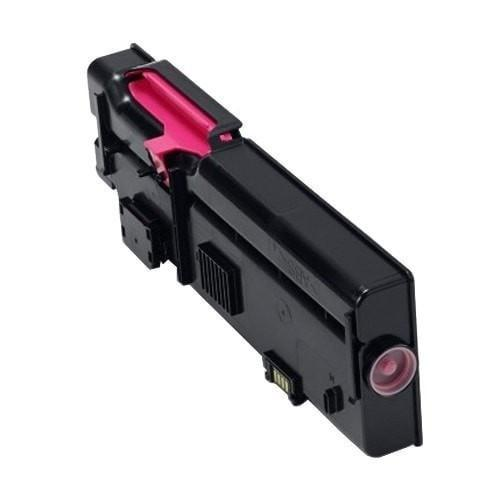 Dell 593-BBBS Compatible High Yield Magenta Toner Cartridge (V4TG6/VXCWK)