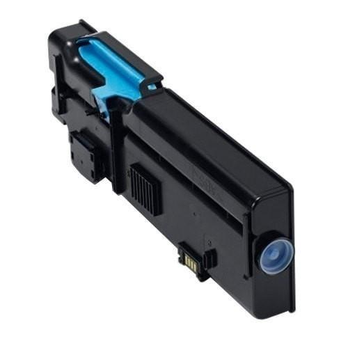 Dell 593-BBBT Compatible High Yield Cyan Toner Cartridge (TW3NN/488NH)
