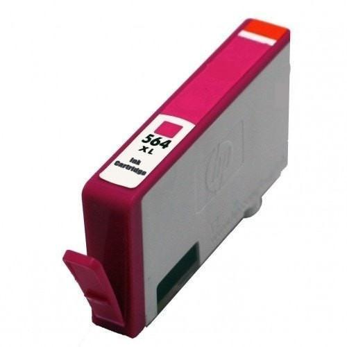 Compatible HP 564XL 564M Magenta  Printer Ink Cartridge