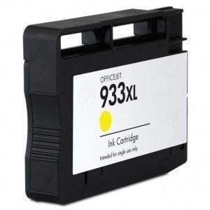 Compatible HP 933XL Yellow Printer Ink Cartridge