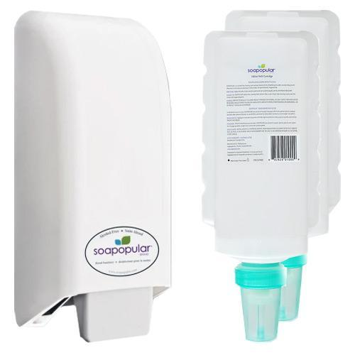 Absolute Toner Soappopular Sanitizer