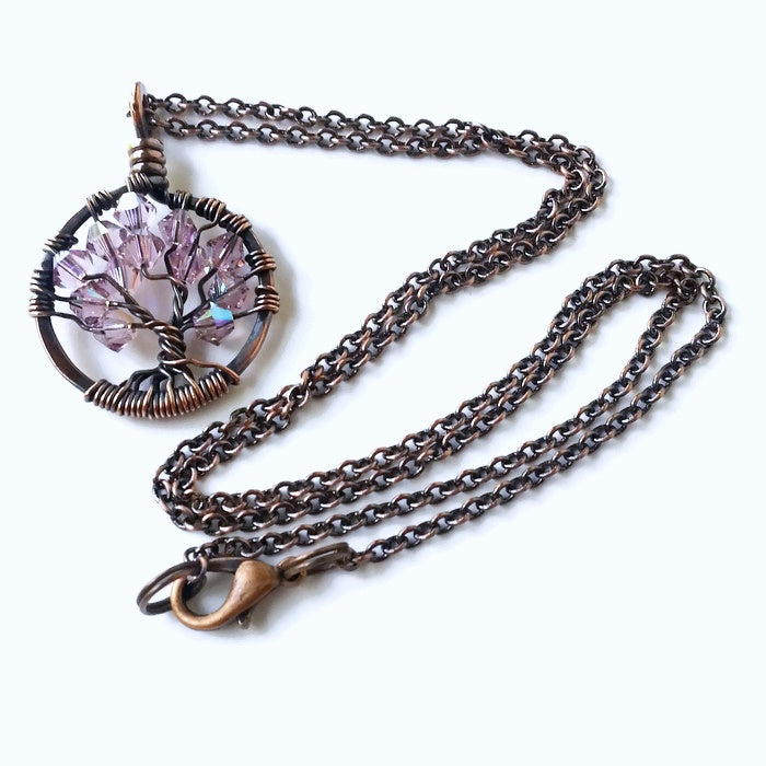 birthstone purple by coppercraft s june light index gifts salamandar necklace amethyst shop