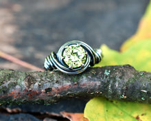 Solitaire Birthstone Ring
