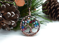 Copper Family Tree of Life