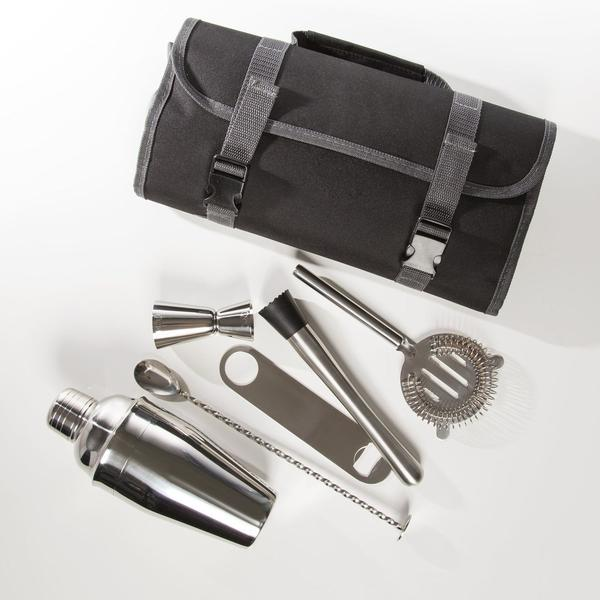TRAVEL BARTENDING SET - Out of the Box NY Gifts