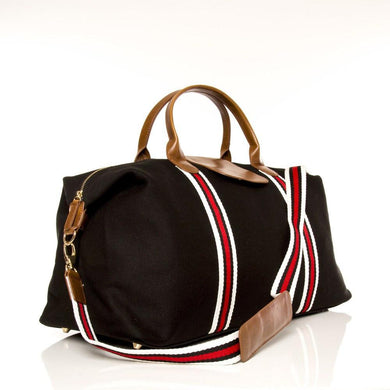 THE ORIGINAL DUFFLE BAG - BLACK - Out of the Box NY Gifts