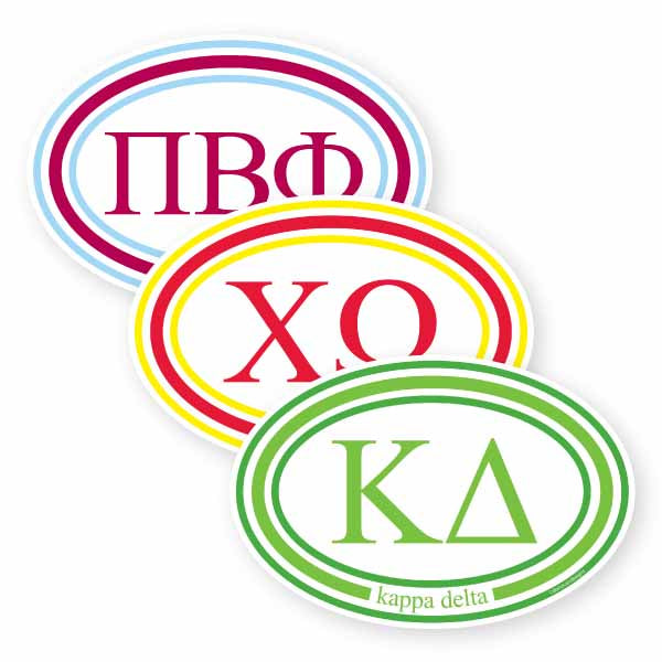 SORORITY BUMPER STICKER - Out of the Box NY Gifts