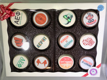 CHOCOLATE COVERED OREOS WITH LOGO - Out of the Box NY Gifts