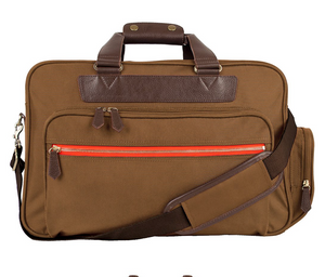 SAMMY CANVAS DUFFLE - Out of the Box NY Gifts