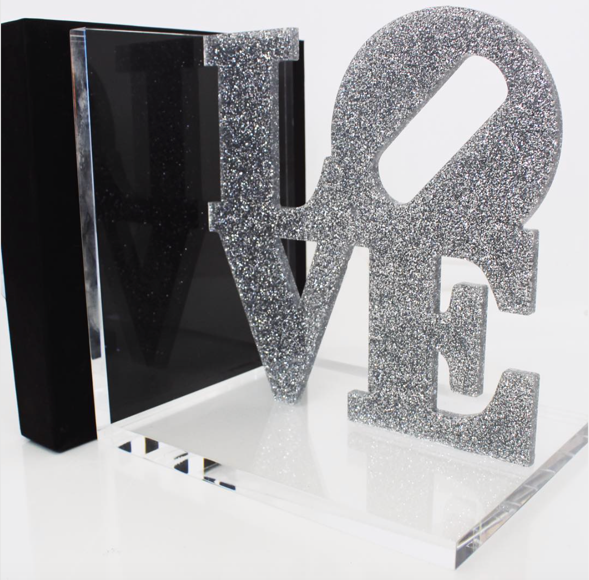 LOVE BOOKENDS - Out of the Box NY Gifts