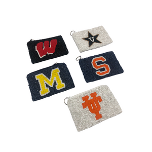 COLLEGE CHANGE PURSE - Out of the Box NY Gifts