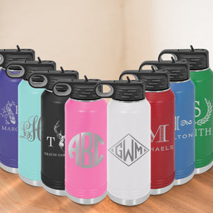 32 OZ WATER BOTTLE - Out of the Box NY Gifts