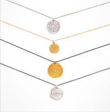 QUIET BUDDHA CHARM NECKLACE - Out of the Box NY Gifts