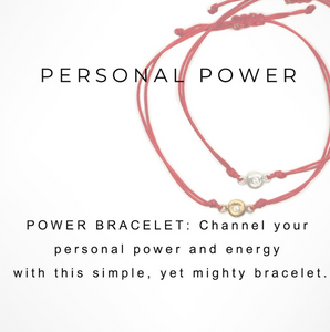 POWER BRACELET - Out of the Box NY Gifts