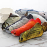 Artificial Fish Toy For Pet Cats For Sleeping and Playing