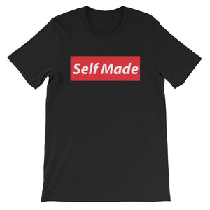 Self Made Vol 2. Short-Sleeve Unisex T-Shirt - Grind State University