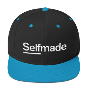Self Made Vol 2. Snapback Hat - Grind State University