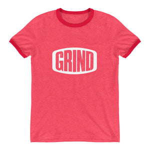 Grind Vol 2. Ringer T-Shirt - Grind State University