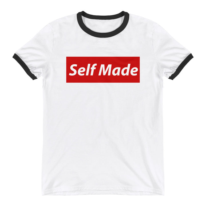 Self Made Vol. 2  Ringer T-Shirt - Grind State University