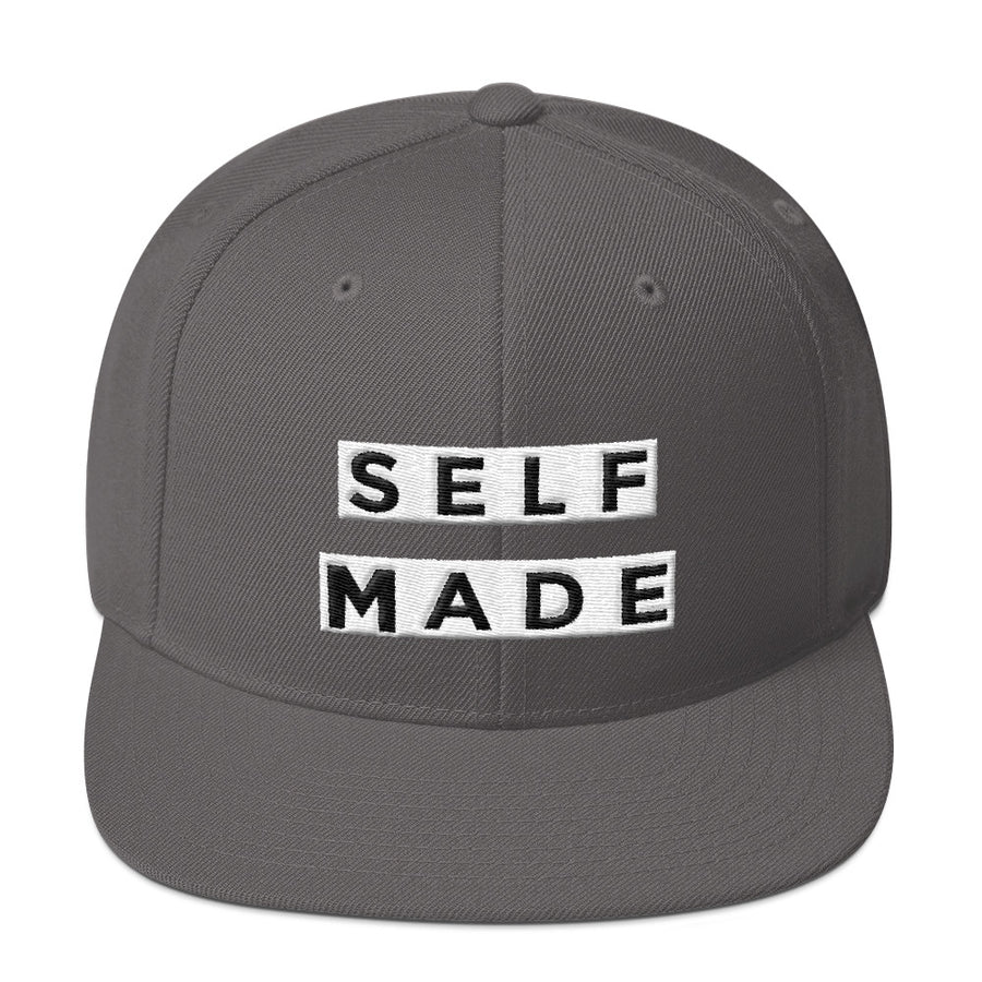 Self Made Vol 1. Snapback Hat - Grind State University